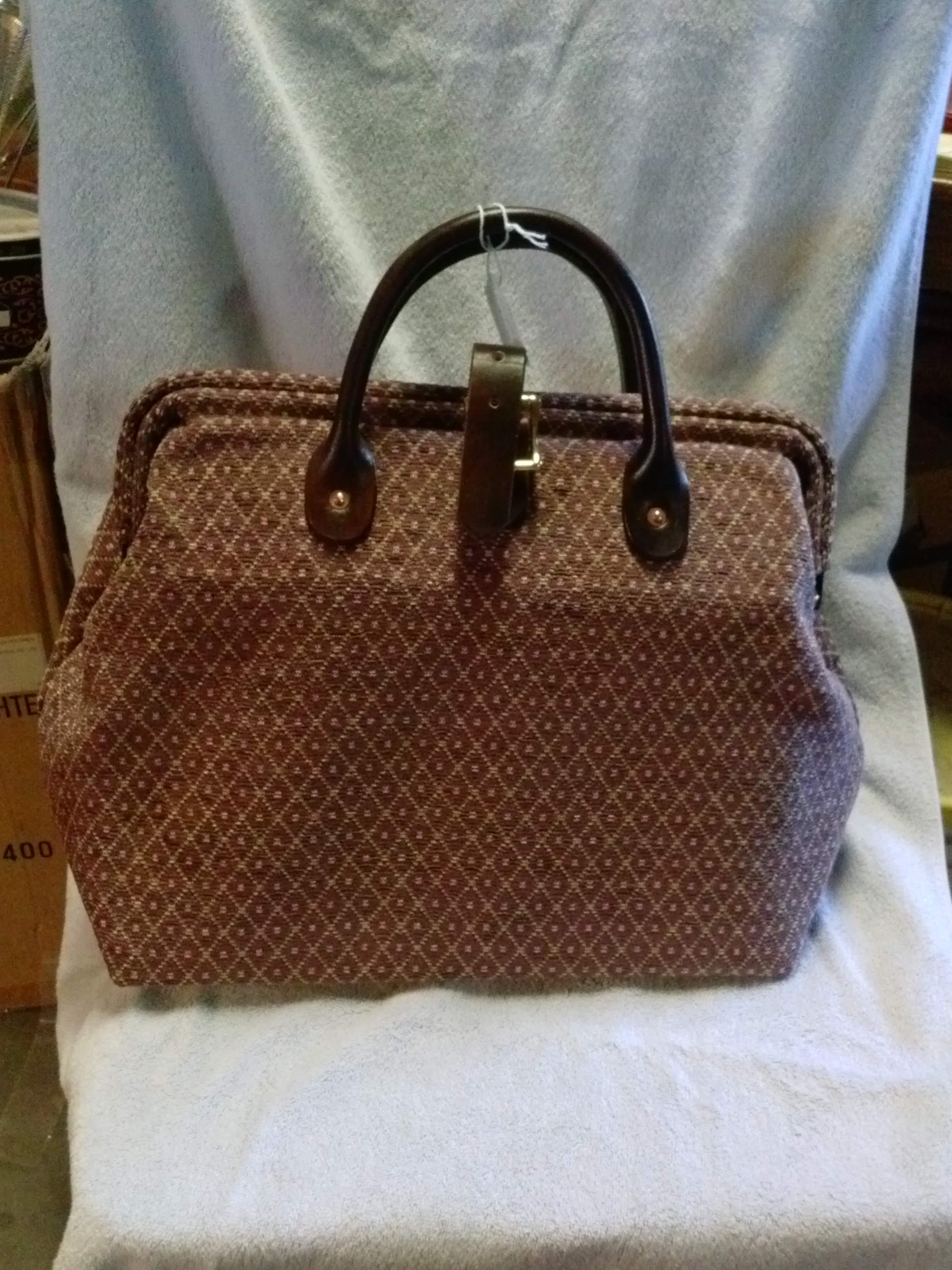 3 piece carpet bag set